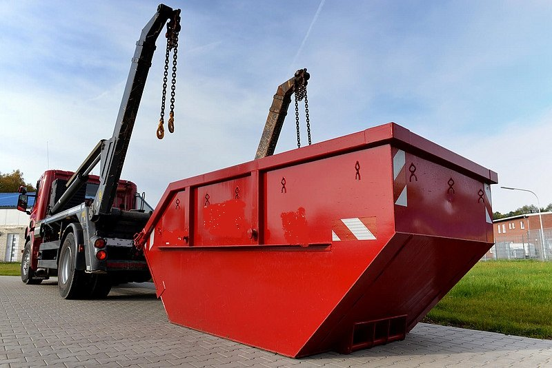 commercial and construction skip hire in luton