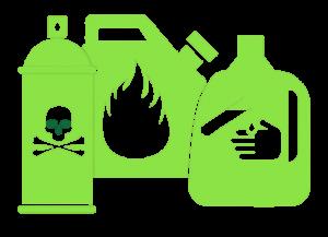 skip hire hazardous waste disposal